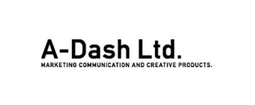 A-Dash LTD. MARKETING COMMUNICATION AND CREATIVE PRODUCTS.